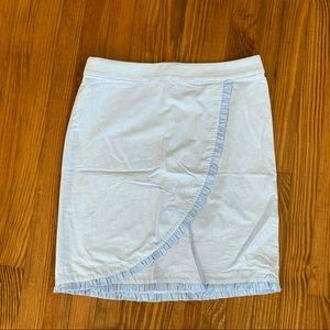 J.Crew Ruffle Skirt